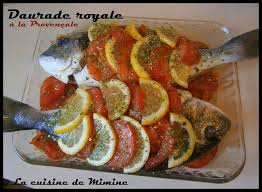 la cuisine au four daurade royale au four écailles de tomate et citron la cuisine de