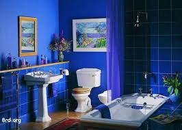Blue Bathroom Pictures Home Decorating Photos Interior Design - Blue bathroom design