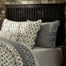 Fleur De Lis Comforter Shop Vhc Brands Elysee Collection The Home Decorating Company