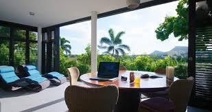 the garden spacious modern bungalows blue bay curaçao