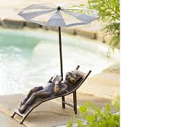 21 cat garden ornaments to catify your summer garden and lawn