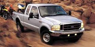 ford f250 2004 used 2004 ford duty f 250 supercab xlt 4wd mileage options