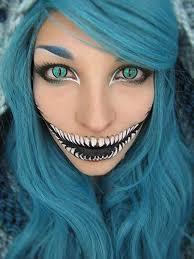 20 of the creepiest halloween makeup ideas bored panda