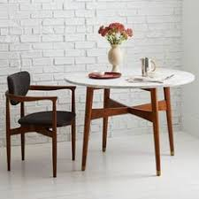 West Elm Tripod Table Tour The Home Of Ng Collective Artist Laura Naples Tripod