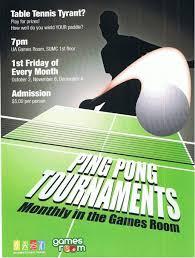 table tennis games tournament pp tourney flyer jpg 458 604 sports pinterest