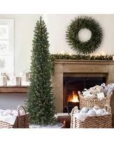 slim christmas trees fall sale 7 balsam hill sonoma slim pencil artificial christmas