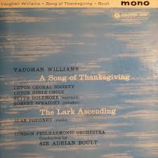 ralph vaughan williams the philharmonic orchestra