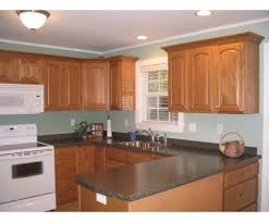 Kitchen Paint Colors With Maple Cabinets Kitchen Paint Color Ideas With Light Cabinets Nrtradiant Com