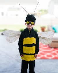 Bumble Bee Halloween Costume Easy Bumble Bee Costume Paint Smile