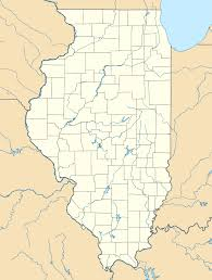 Illinois City Map by Illinois Beach State Park Wikipedia