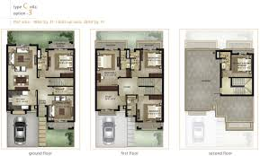 1747 sq ft 3 bhk 3t villa for sale in shalimar garden bay villa