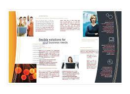 brochure template word 31 free brochure templates word pdf