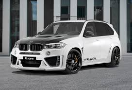Bmw X5 2016 - official 2016 g power bmw x5 m typhoon with 750hp gtspirit