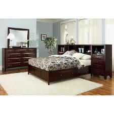 White Wood Bedroom Furniture Set Dark Brown Wood Bedroom Furniture Furniturest Net