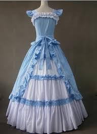 light blue victorian dresses naf dresses