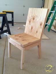 Build Your Own Kitchen Table by Best 10 Diy Chair Ideas On Pinterest Outdoor Furniture Wood