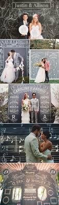 wedding backdrop chalkboard 53 creative wedding photo backdrops deer pearl flowers