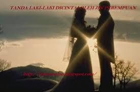 tanda laki laki dicintai oleh jin perempuan rahasia dan kekuatan