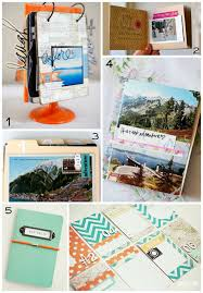 travel photo albums travel journals ideas inspiration cottagearts net