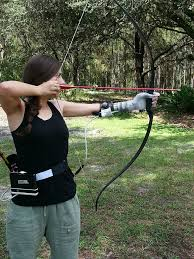amputee girl with bionic arm and bow tradtalk forums