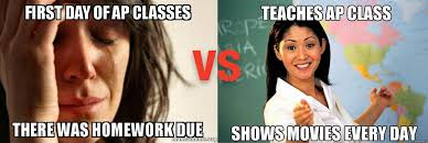 what are the differences between ap and honors classes student