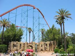 Six Flags Rollercoaster Six Flags Magic Mountain Goliath Goliath Overview1 Jpg