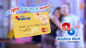 prepaid reloadable cards andhra bank prepaid gift card