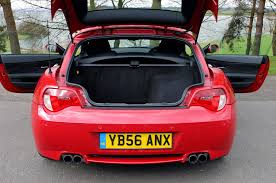 bmw z4 m 2006 2008 features equipment and accessories parkers