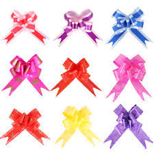 gift wrap bows unbranded organza christmas gift wrapping bows ebay
