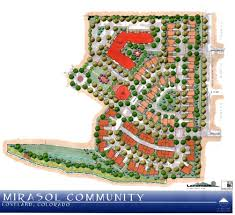 Loveland Colorado Map by Mirasol Site Map Mirasol Senior Communitymirasol Senior Community
