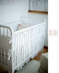 Pottery Barn Ruffle Crib Skirt Juliana U0027s Baby Nursery U2014 Lori Baskin