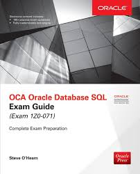 oca oracle database sql exam guide exam 1z0 071 ebook by steve o
