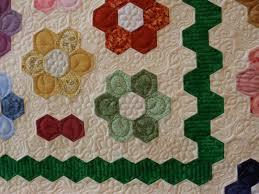 flower garden quilt pattern eucalypt ridge quilting grandmother u0027s flower garden