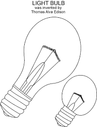 this site has printable coloring pages for important inventors