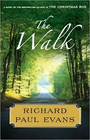 the walk by richard paul read all four books in the