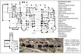 house plans for mansions mansions more contemporary mansion w floor plans 13 nobby design