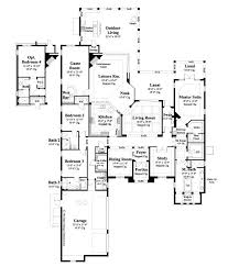 luxurious home plans 95 best one story luxury homes the sater design collection