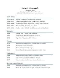 simple resume format doc free download simple resume template free download resume free simple resume
