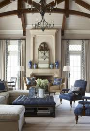 Sarah Richardson Dining Rooms Royal Blue Dining Chairs Blue Accent Blue Velvet Armchairs