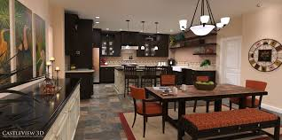 home designer pro rendering kitchen architectural renderings from castleview3d com