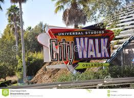 Citywalk Orlando Map Universal Studios City Walk Orlando Stock Photos 67 Images