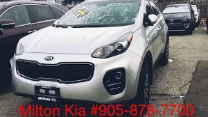 Milton Kia Milton Kia 2018 Kia Sportage Lx Fwd
