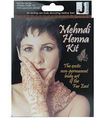 jacquard mehndi henna kit henna tattoo kits joann