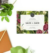 wedding invitations perth australian botanical wedding invitations botanical wedding