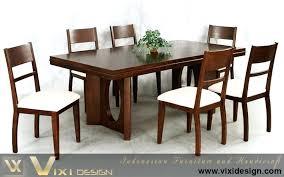 modern dining table set u2013 rhawker design