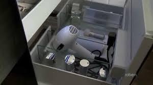 bathroom medicine cabinets with electrical outlet bathroom robern electric cabinets and vanities for bathroom
