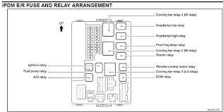 infiniti relay wiring diagram infiniti wiring diagrams collection