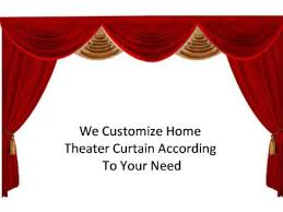 decorz house designer velvet stage curtains home theater and