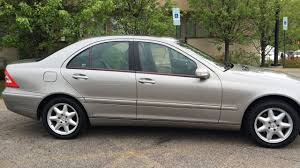 2003 mercedes benz c240 northbrook arlington heights deerfield