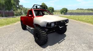prerunner truck suspension toyota prerunner off road for beamng drive